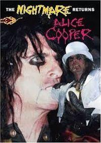 Cover Alice Cooper - The Nightmare Returns [DVD]